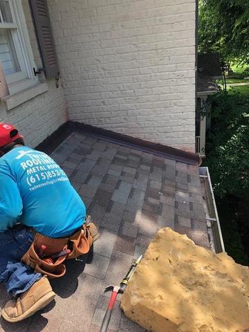 Franklin Roof Flashing