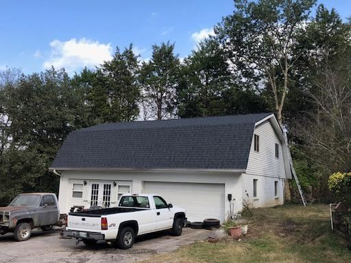 Certainteed  Landmark Pro Roof Replacement, Moire Black Nashville, TN