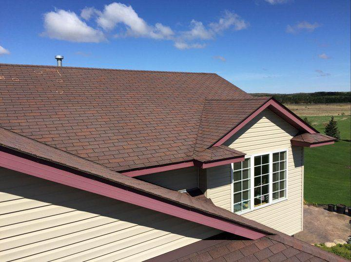 New Roof, New Richmond | Hail & Storm Damage - Before Photo