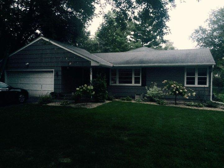 Minnetonka, MN Storm Damaged Roof Replacement - Before Photo
