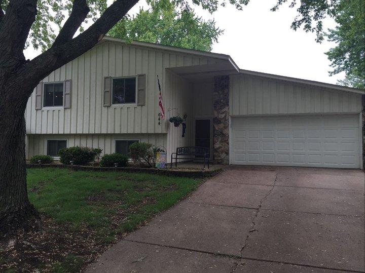 Stillwater, MN Roof & Siding Replacement - Before Photo