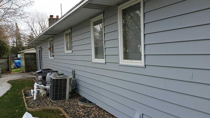 Siding, Roofing Replacement in Stillwater, MN - After Photo
