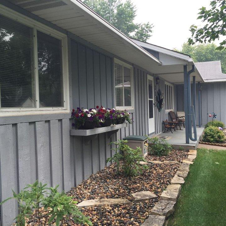 Siding, Roofing Replacement in Stillwater, MN - Before Photo