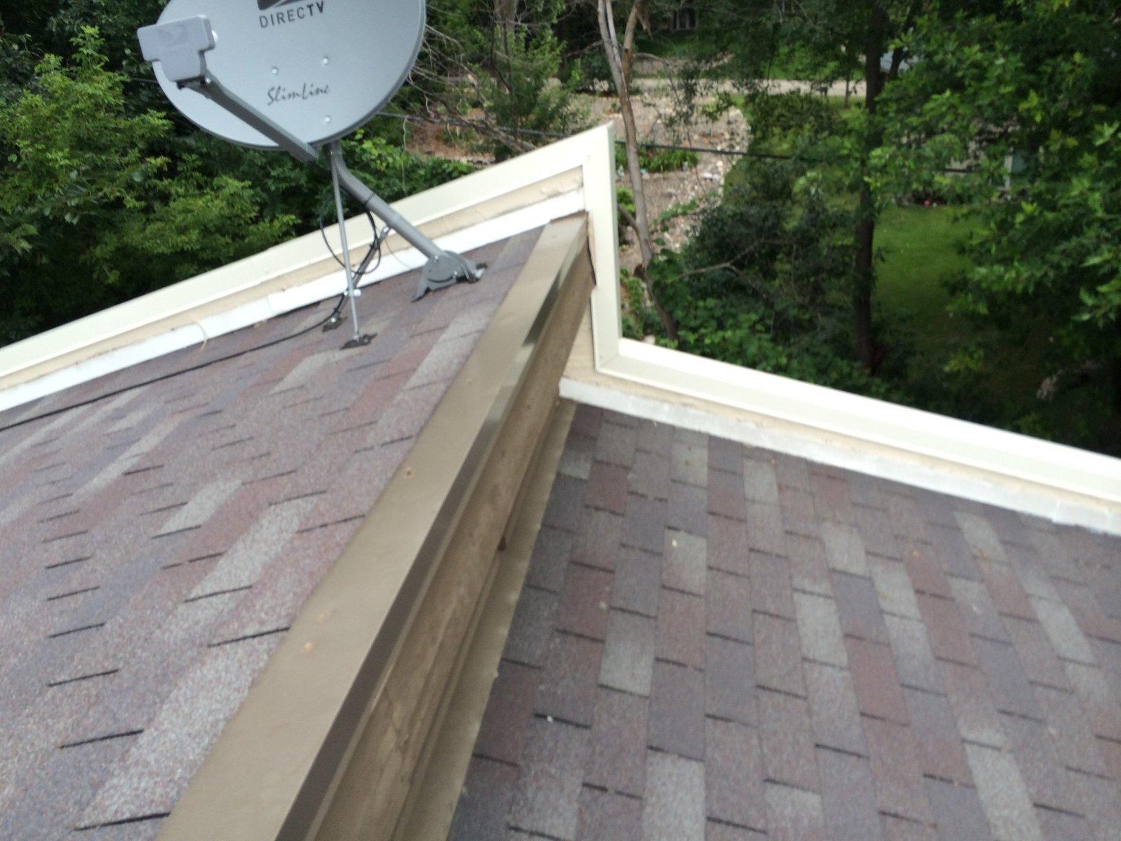 Minnetonka Roof Inspections - Before Photo