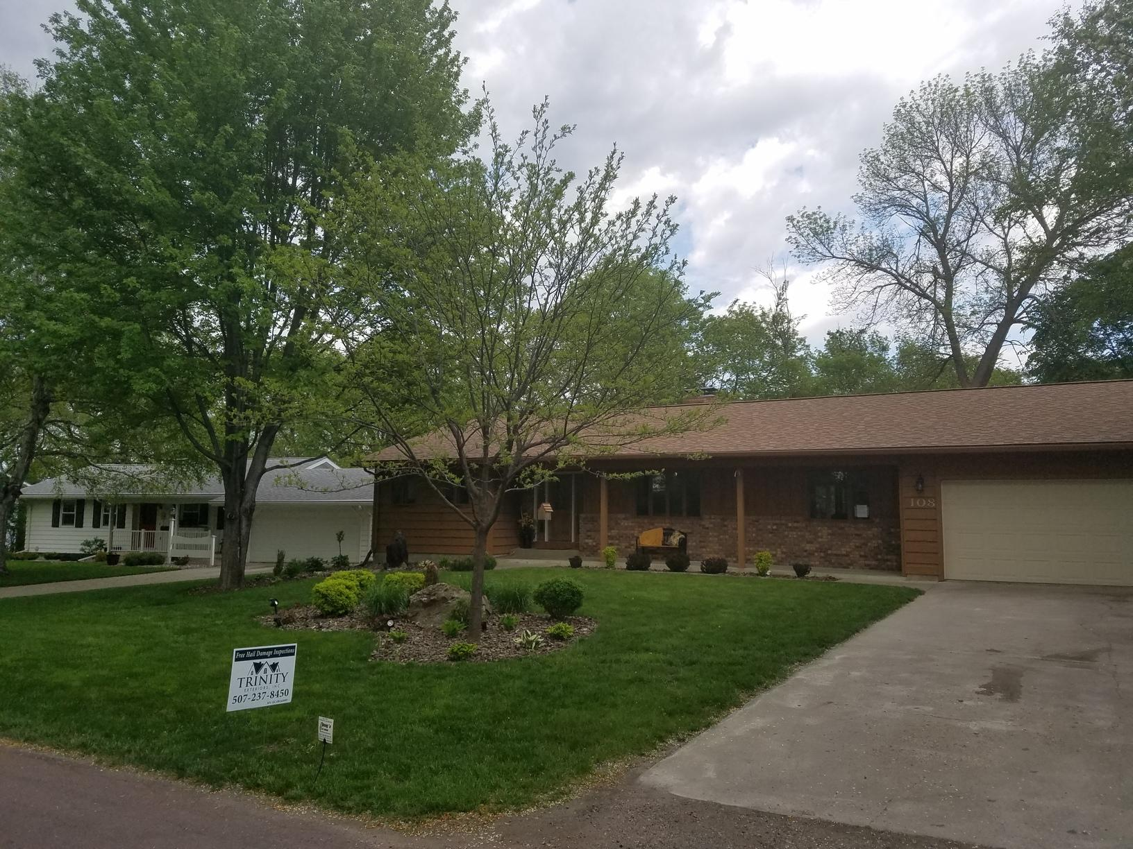 Redwood Falls Roofing Contractor - After Photo