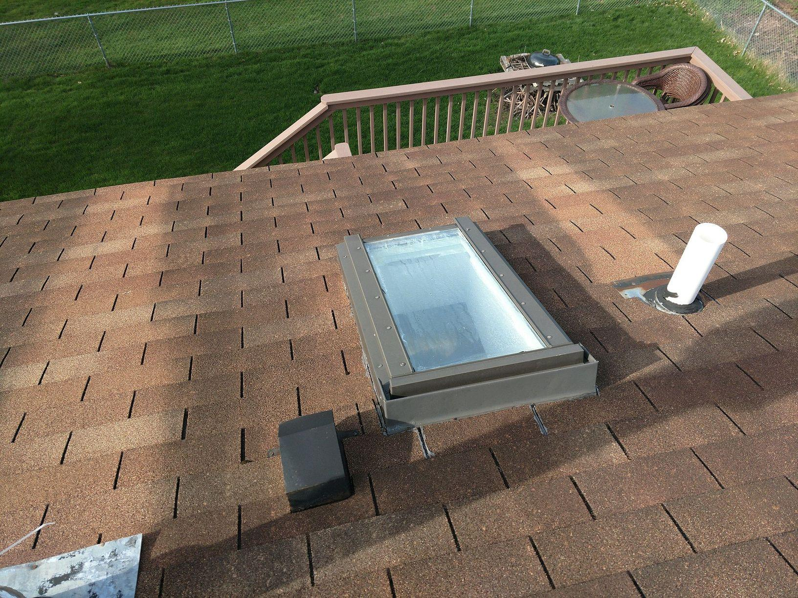 Farmington, MN Roof Replacement - Before Photo