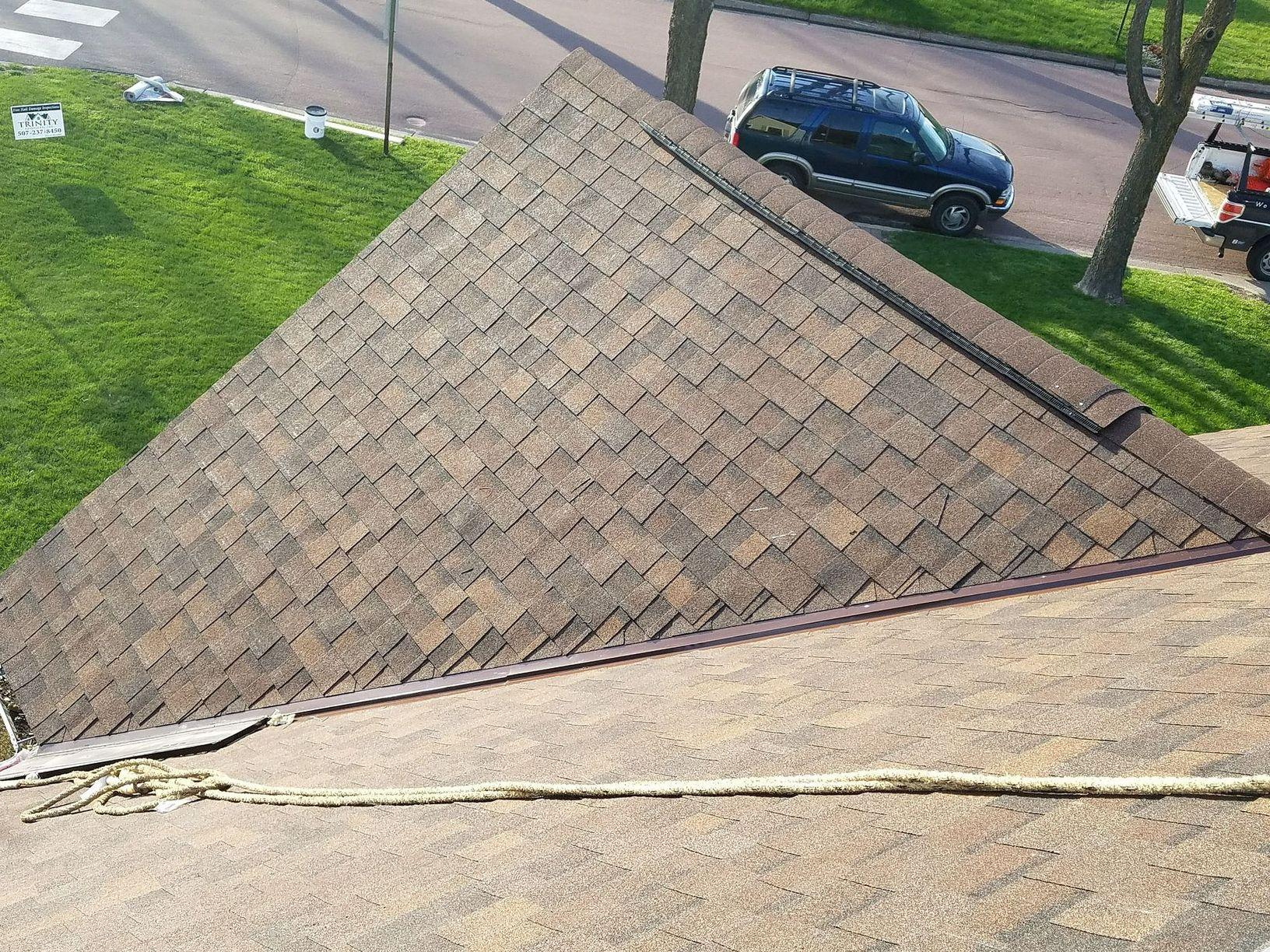 New Shingles for Redwood Falls, MN Home - After Photo
