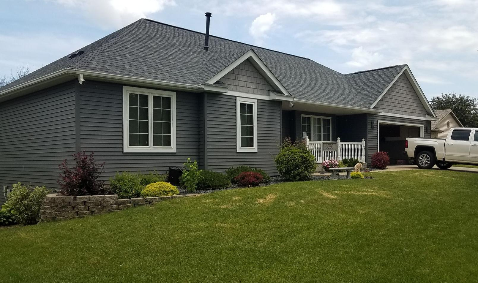 Roofing and Siding Replacement in Kasson, MN - After Photo