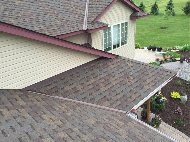 New Roof, New Richmond | Hail & Storm Damage - After Photo