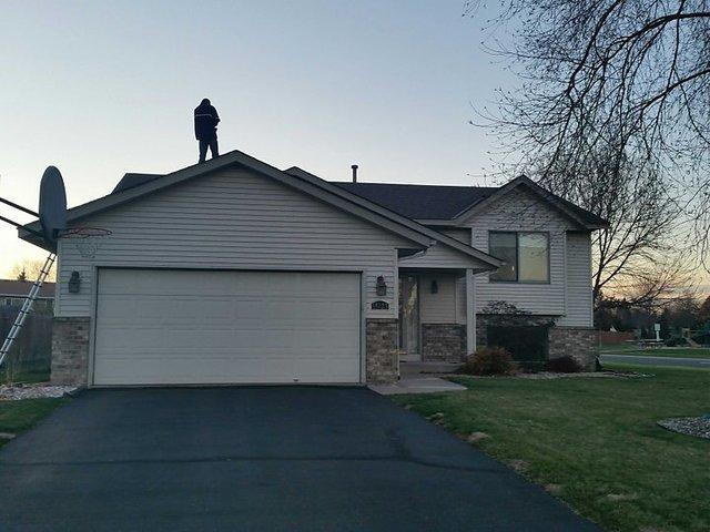 Rosemount, MN Roofing Project
