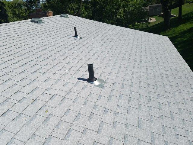 Roof Replacement Project in Burnsville, MN