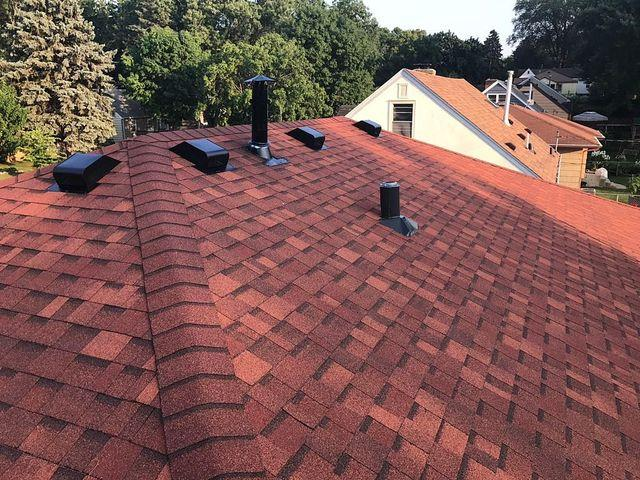 New Roof for Minneapolis Home