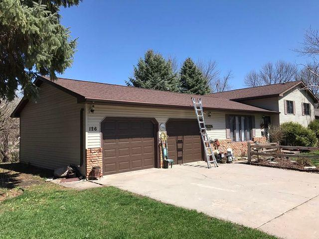 Southcentral Minnesota Roof Restoration - Before Photo