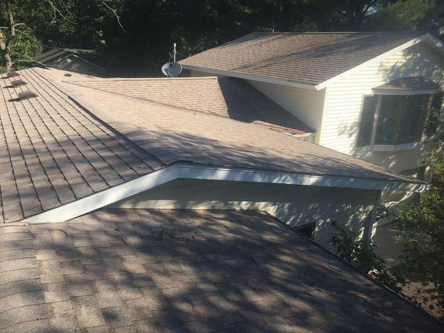 New Roof Installed in Marine on St. Croix, MN