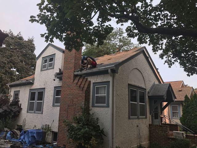 New Roof For Minneapolis Home   Trinity Exteriors