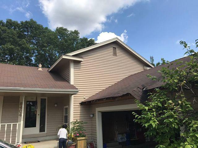 Bloomington, Minn Storm Damage | Roofing Contractor - Before Photo