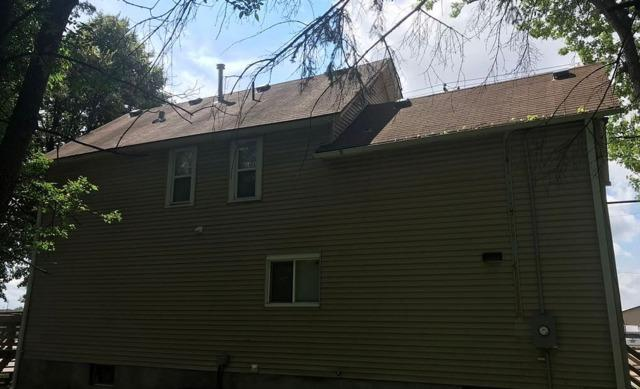 Hail Damage Roof Replacement St. Paul, MN