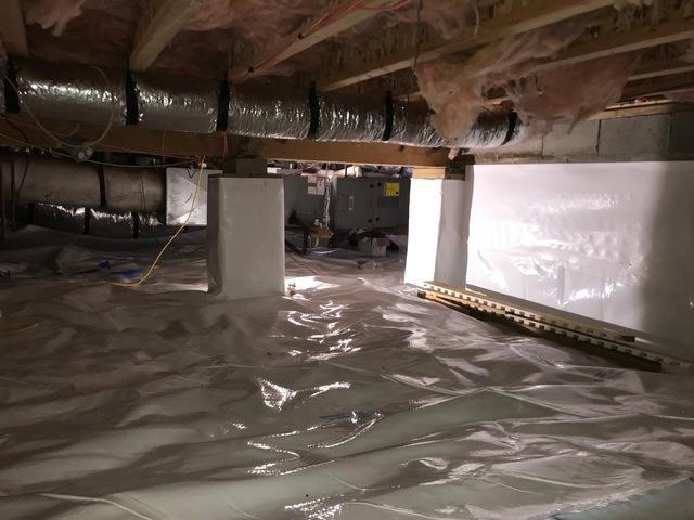 Crawl Space Repair in Fayettville, AR