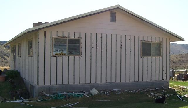 Cedarwood Siding Installation in Boise, ID