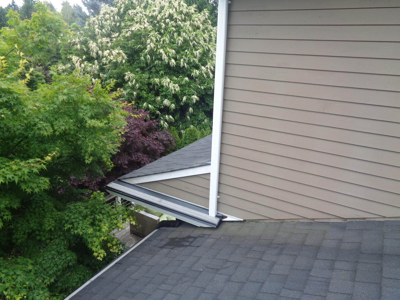 MasterShield Gutter Guard Installed in Seattle, WA - After Photo
