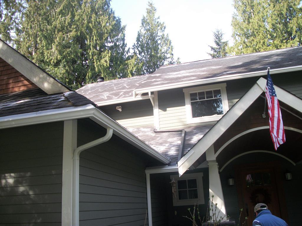 Old Gutter System Replaced in Enumclaw, WA - After Photo
