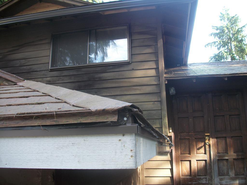 Damaged Gutters and Fascia Rot Repaired in Maple Valley area home - After Photo