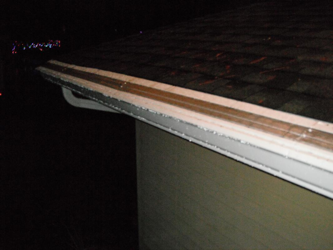 Debris-Filled Gutters Replaced in Lynden, WA - After Photo