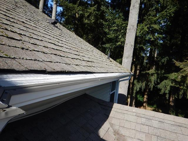Lynnwood Home Has a New Gutter System Installed