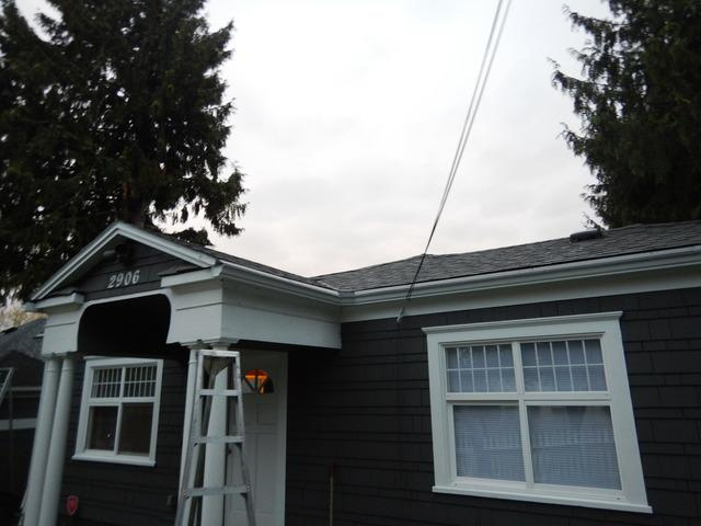 MasterShield Gutter Guard Installation in Everett, WA