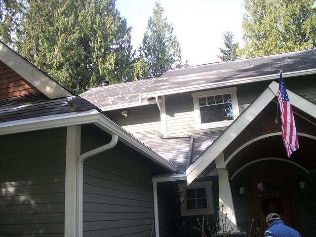 Old Gutter System Replaced in Enumclaw, WA