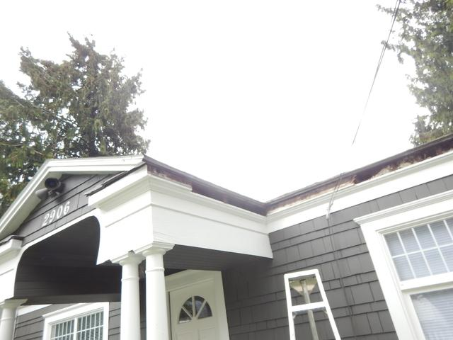 Rotten fascia and failing gutters Replaced in Lake Stevens, WA