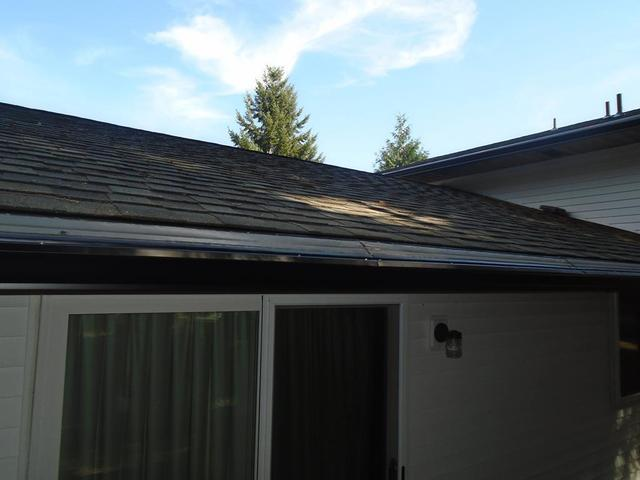 Lake Stevens Home Has Wood Rot and Gutters Replaced - After Photo