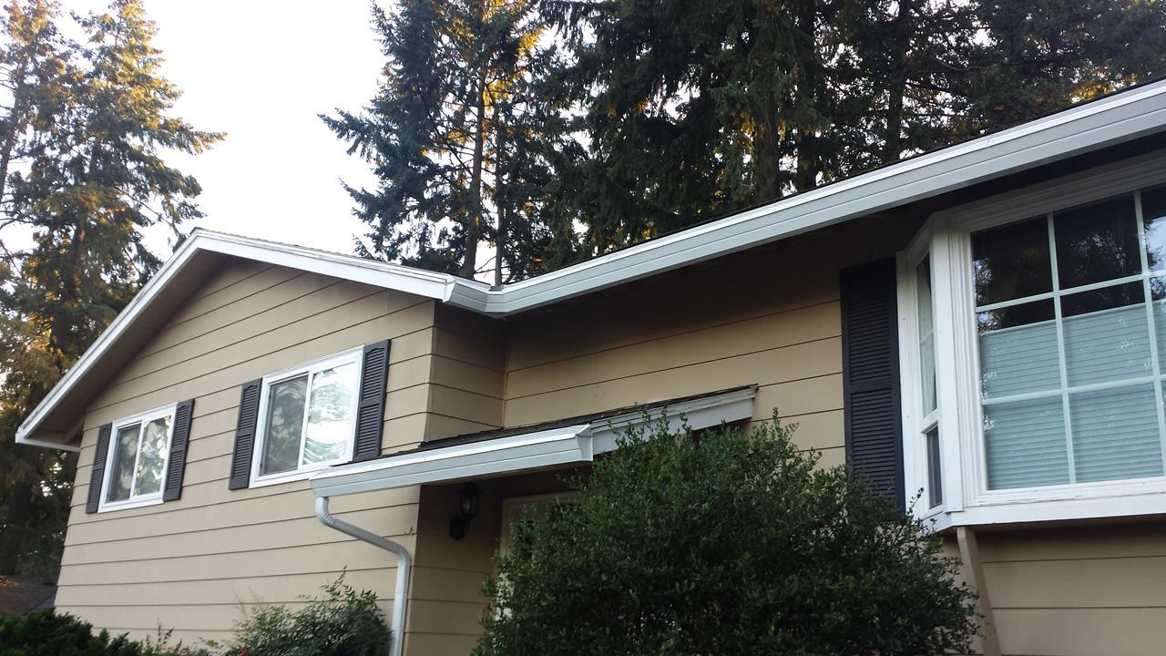 Gutter Guard Installation in Beaverton - After Photo