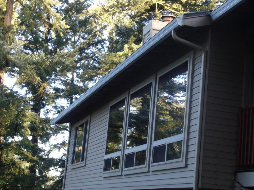Leaf Filter Gutter Protection in Lake Oswego - After Photo
