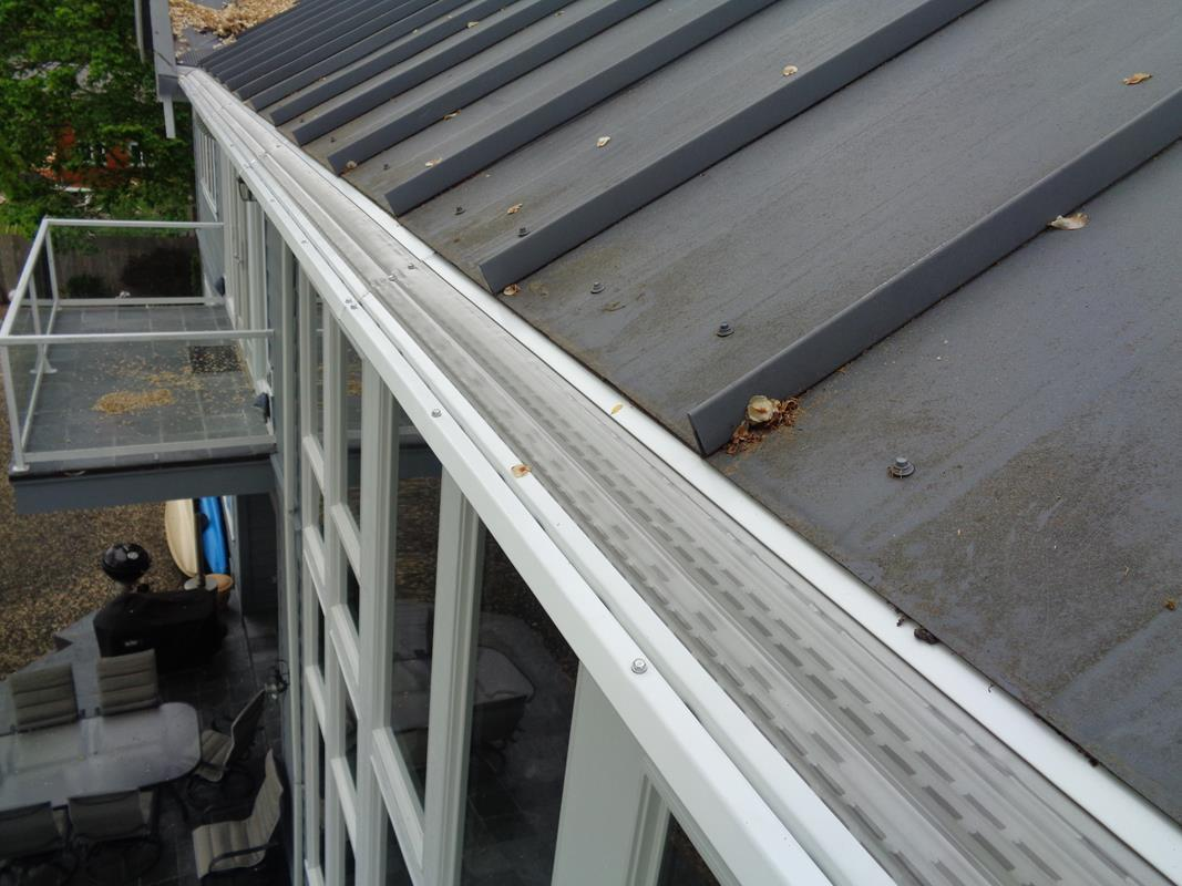 Gutter Guards Installed for Pine Needles in Lake Oswego, OR - After Photo