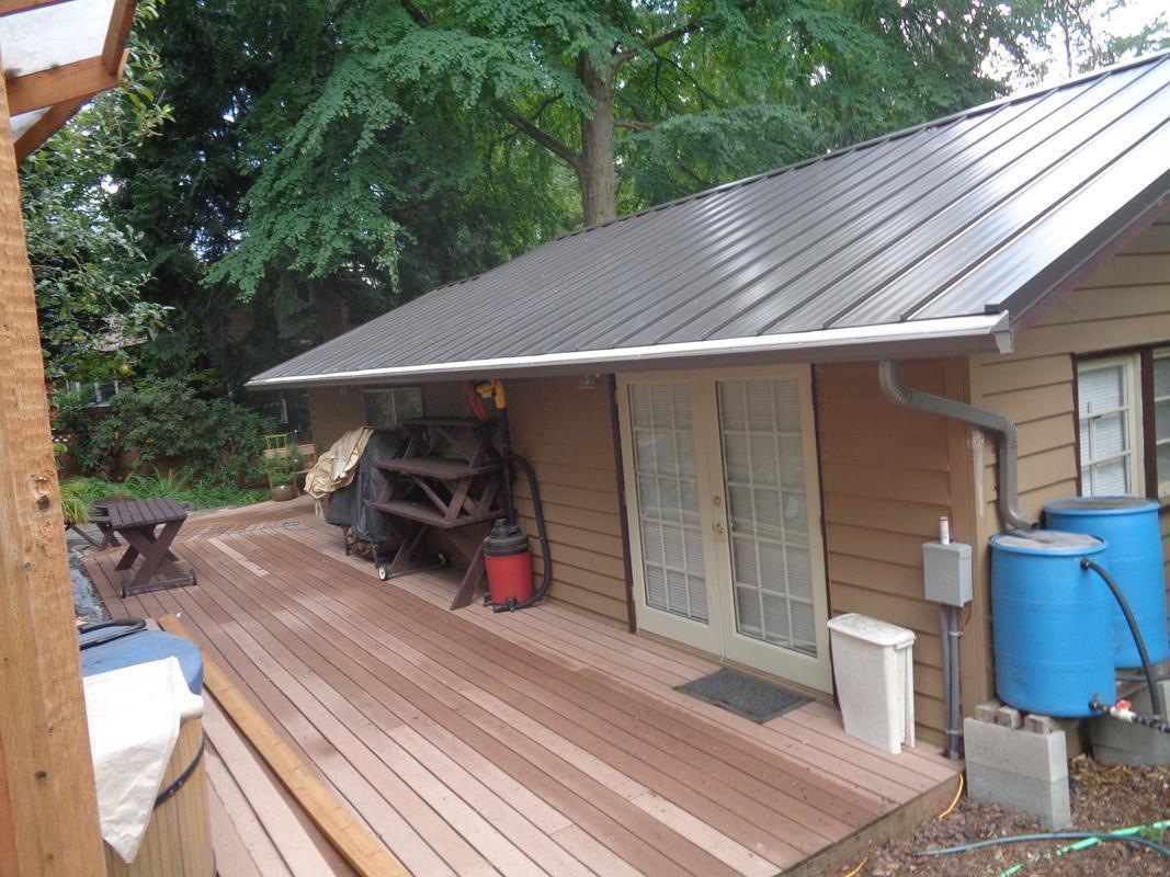 Vancouver, WA Home Gets New Roof and Gutter Installed - After Photo