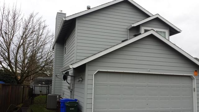 MasterShield Installation in Gresham - Before Photo