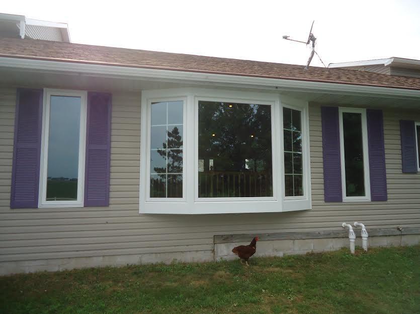 Bay Window Installation - After Photo
