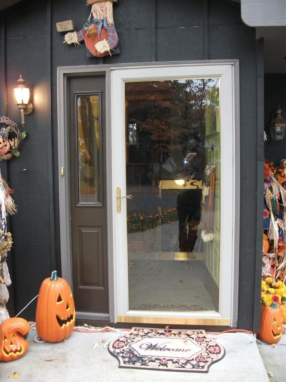 Provia Entry Door Install in Northfield, MN - Before Photo