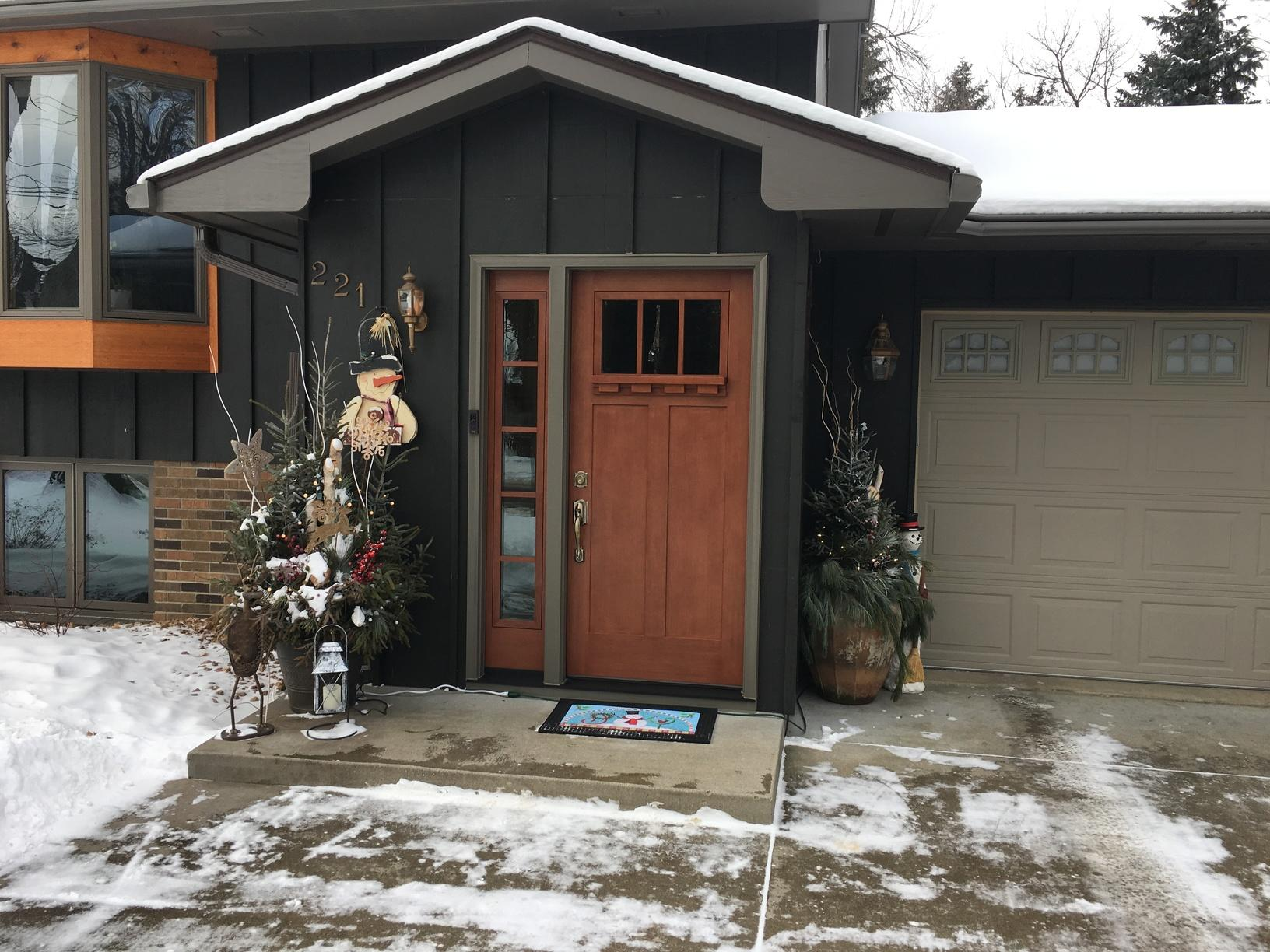 Provia Entry Door Install in Northfield, MN - After Photo