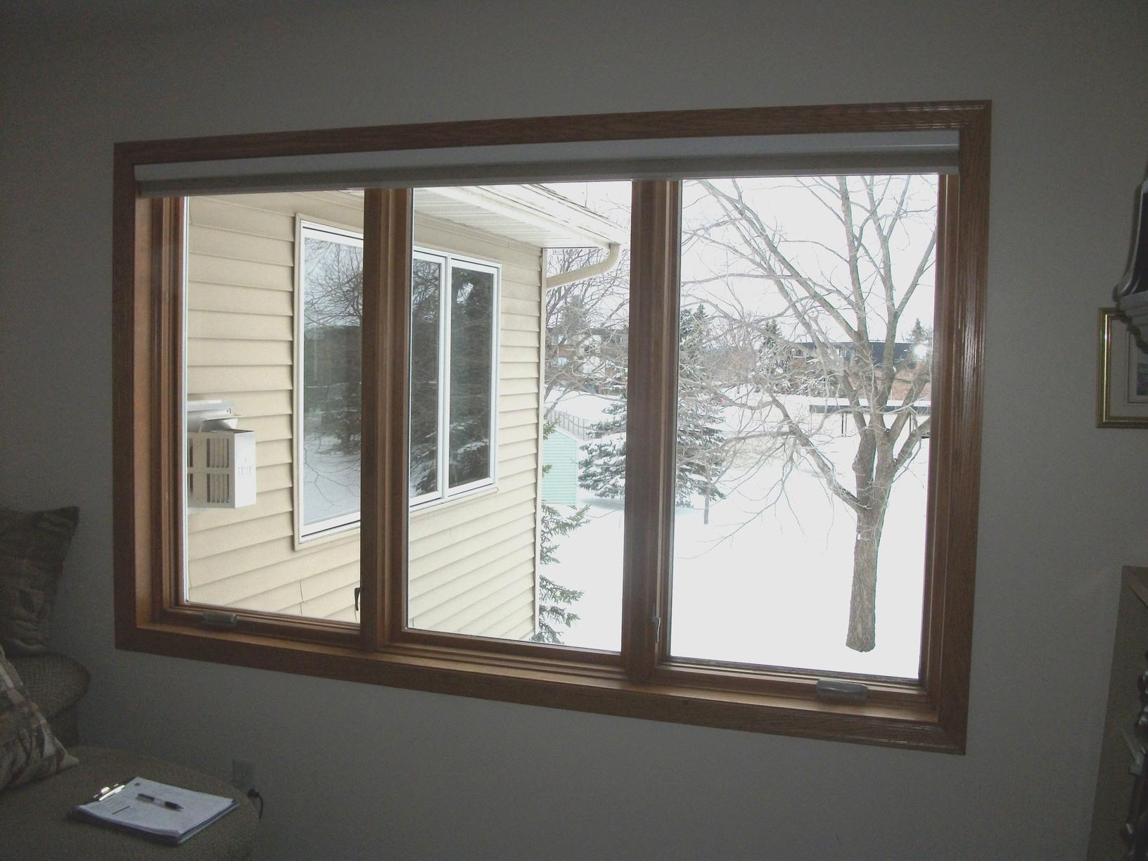 Replacement Windows in Northfield - Before Photo