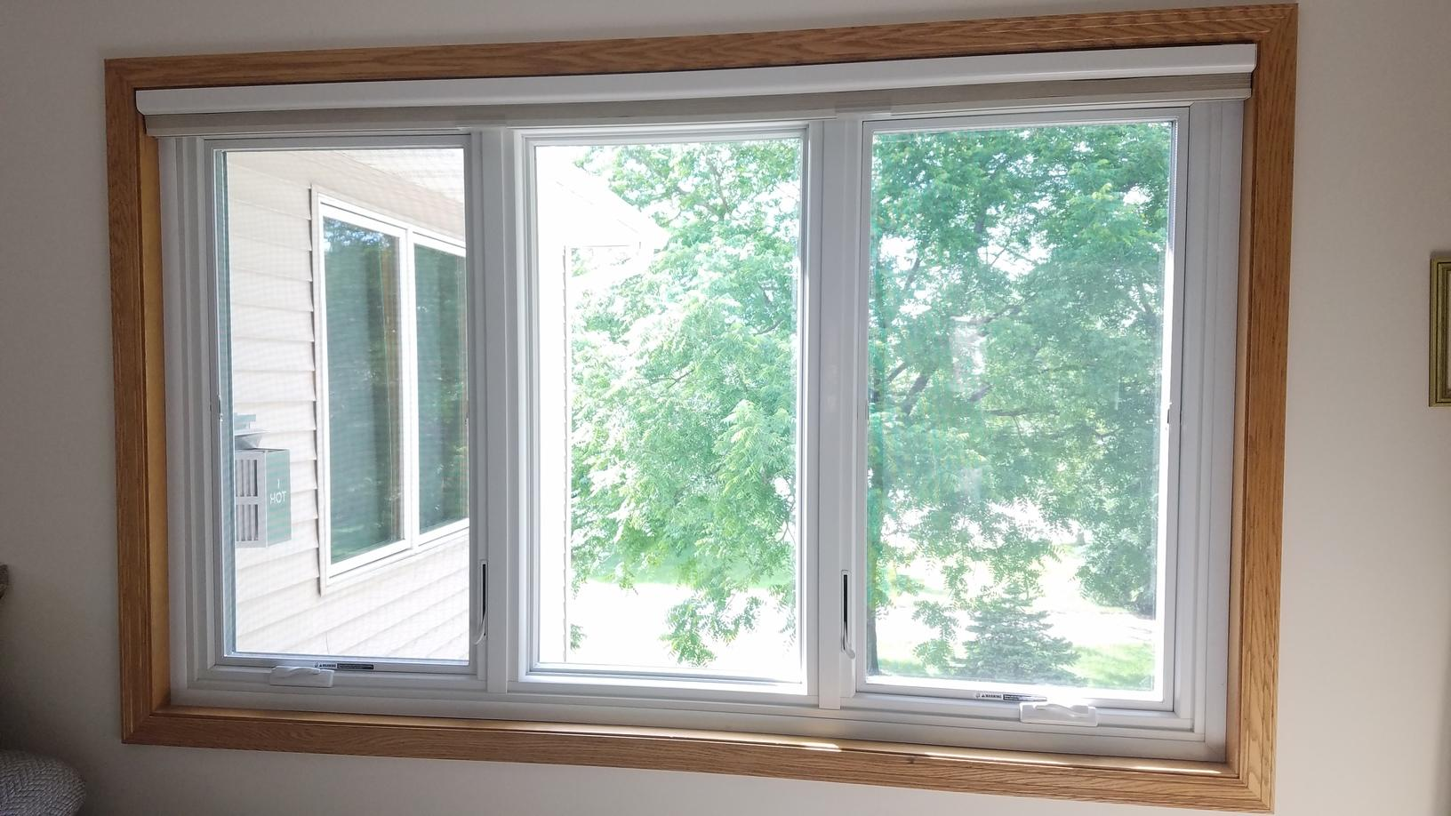 Replacement Windows in Northfield - After Photo