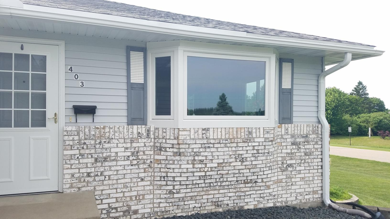 Window Replacement in Medford - After Photo