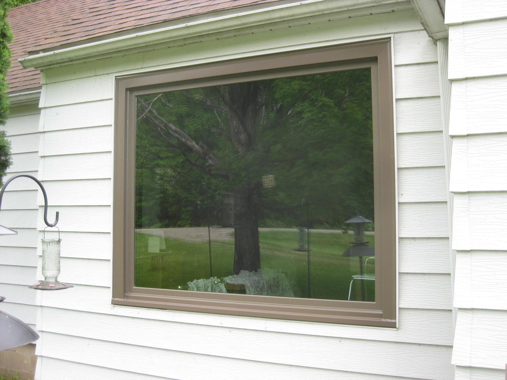 Beautiful new Casement window installed - After Photo