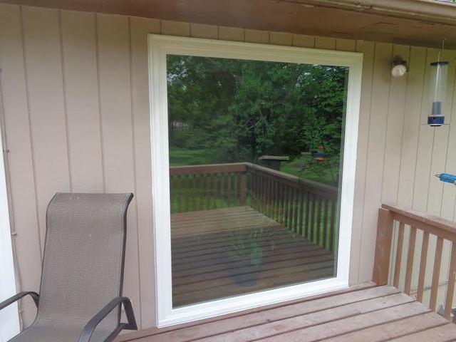 Deck Doors Replaced with Windows in Hollandale - After Photo