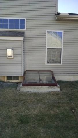 Window well egress in Elizabethtown, Pa. - After Photo
