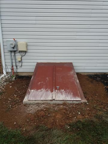Installation of Egress Stair Unit in Ambler, PA - After Photo