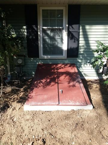 Basement Egress in West Chester, PA - After Photo