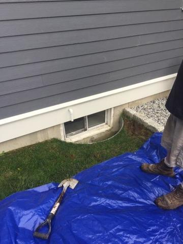 Well and Cover replacement in Middleboro, MA
