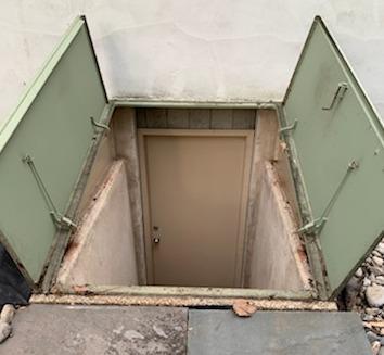 Saint Davids upgraded their Angle cellar Door